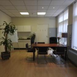 Overzicht van de grote therapiekamer